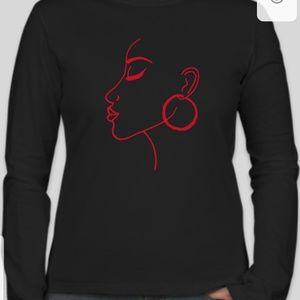 Faceless women Tshirt